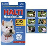 HALTI Head Collar & Link For Dogs Size 0 Black Pets Dog Collars Halti 886284110204