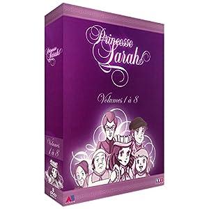 Princesse Sarah - Intégrale - Coffret 8 DVD