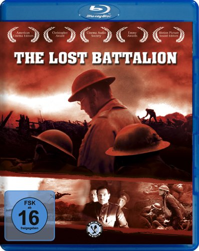 The Lost Battalion [Blu-ray]