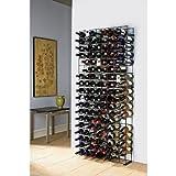 144 Wine Bottle Black Tie Grid