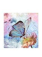 ALEXANDRA HOUSE Lienzo Butterfly