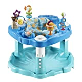 Evenflo Exersaucer Activity Centre Bounce and Learn Beach Baby