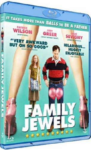 Family Jewels (2010) ( Barry Munday ) ( Balls Out (Family Jewels: The Barry Munday Story) ) [ NON-USA FORMAT, Blu-Ray, Reg.B Import - Sweden ]