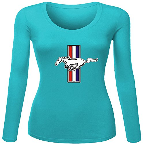 Ford Mustang For Ladies Womens Long Sleeves Outlet