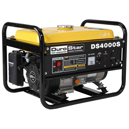 51Hu5BGJlIL. SL500  DuroStar DS4000S 4,000 Watt 7.0 HP OHV 4 Cycle Gas Powered Portable Generator