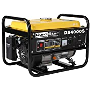 DuroStar DS4000S 4000 Watt 7.0 HP OHV 4-Cycle Gas Powered Portable Generator