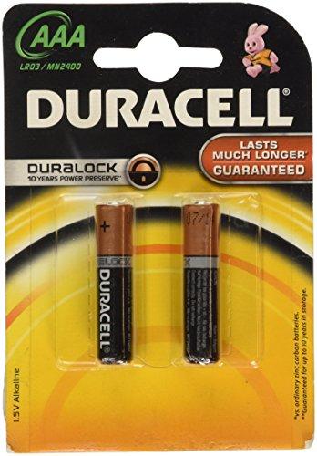 Duracell Pile AAA (Lot de 2)