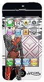 アムネシア スキンシール for iPhone4 01