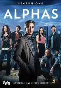Alphas: Season 1 (3pc) / (Ws Dol) [DVD] [Region 1] [NTSC] [US Import]