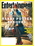 Entertainment WEEKLY Magazine November 13, 2015 - HARRY POTTER PREQUEL