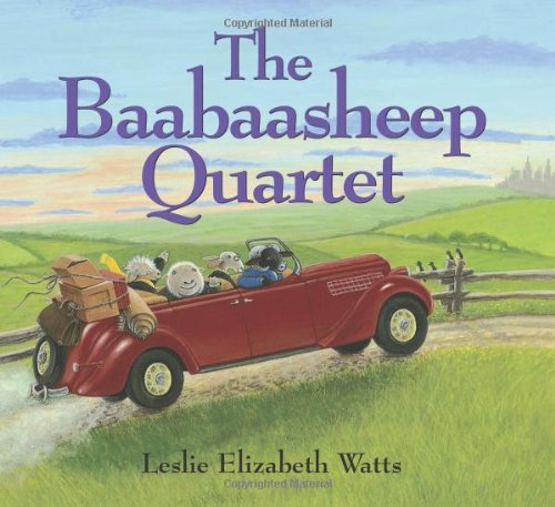 The Baabaasheep Quartet
