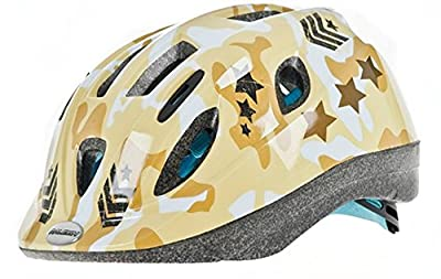 Raleigh Mystery Camo Boys Cycle Helmet from Raleigh