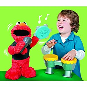 Sesame Street Let's Rock Elmo Black Friday Sales 2011