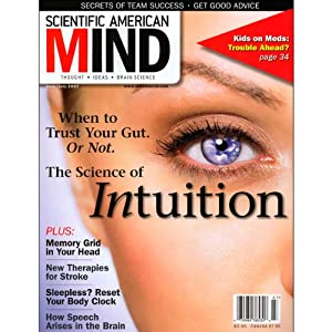 The Science of Intuition: Scientific American Mind | []