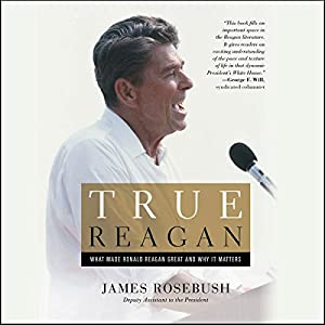 True Reagan Audiobook