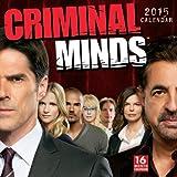img - for Criminal Minds(TM) 2015 Wall Calendar book / textbook / text book