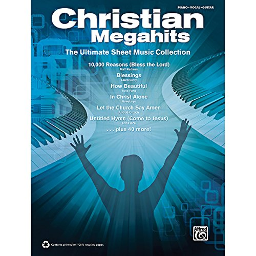 Alfred Christian Megahits: The Ultimate Sheet Music Collection P/V/G Book (Britt Nicole Sheet Music compare prices)