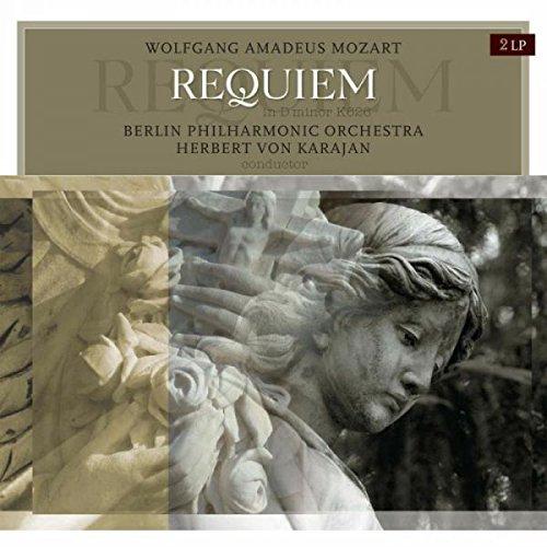 Album Art for Mozart: Requiem in D Minor K626 by KARAJAN / BERLIN PHIL ORCH
