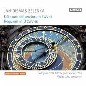 Officium defunctorum, ZWV 47: Nocturno III Lectio VII - Spiritus meus attenuabitur
