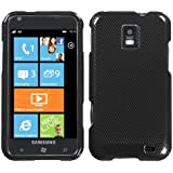 MYBAT SAMI937HPCIM003NP Compact and Durable Protective Cover for Samsung Focus S i937 - 1 Pack - Retail Packaging - Carbon Fiber