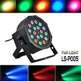 LED ステージライト LS-P005  スポットライト Par Light ディスコライト ミラーボール / 舞台 / 演出 / 照明 /
