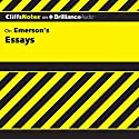 Emerson's Essays: CliffsNotes (       UNABRIDGED) by Charles W. Mignon Narrated by Luke Daniels