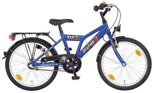 prophete fahrrad 20 zoll 200 azurblau rahmenh he 30 cm. Black Bedroom Furniture Sets. Home Design Ideas