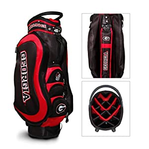 Brand New Georgia Bulldogs NCAA Cart Bag - 14 way Medalist by Things for You