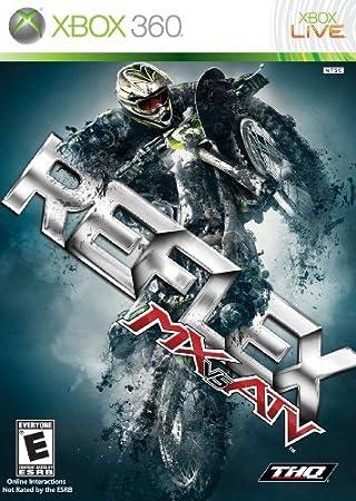 MX Vs ATV Reflex - Xbox 360