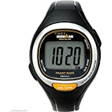 Timex T5K728 Ironman Easy Trainer Digital Heart Rate Monitor Running Black Watch