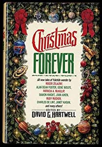 Christmas Forever by David G. Hartwell, Catherine Asaro, Alan Dean Foster and Roger Zelazny