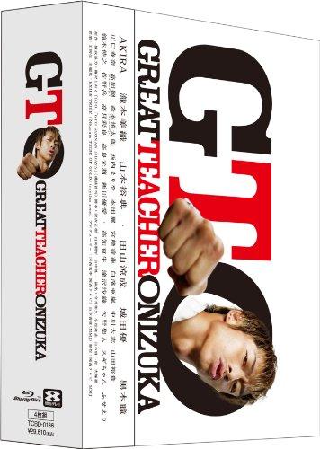 GTO(2012) Blu-ray BOX
