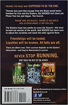 the death cure maze runner series book 3 pdf