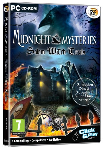 Midnight Mysteries: Salem Witch Trials  (PC)