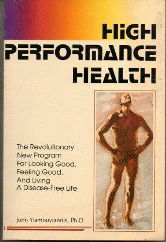 High Performance Nutrition