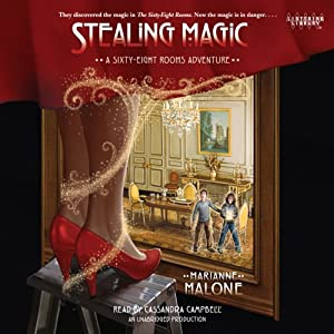 Stealing Magic: A Sixty-Eight Rooms Adventure | [Marianne Malone]