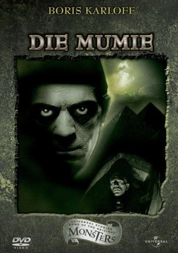 Die Mumie - Monster Collection