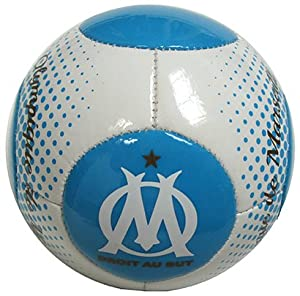 Ballon OM - Collection officielle OLYMPIQUE DE MARSEILLE - Taille 5