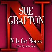N Is for Noose: Kinsey Millhone Series, Book 14 | Sue Grafton