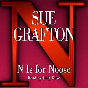 N Is for Noose Audiobook