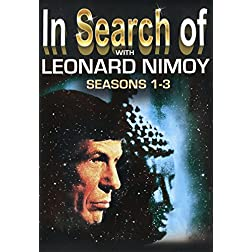In Search Of,With Leonard Nimoy//Season 1 to 3