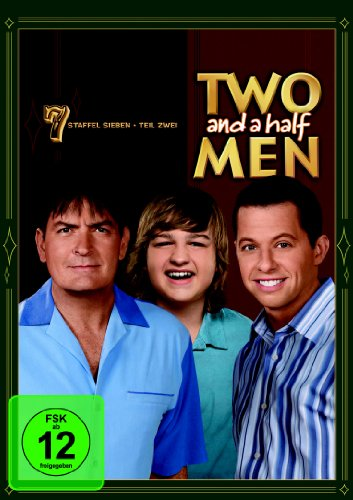 Two and a Half Men: Mein cooler Onkel Charlie - Staffel Sieben, Teil Zwei (2 DVDs)