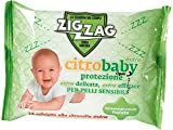 Zigzag Citrobaby toallitas X 15