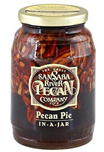 The Great SanSaba River Pecan Company 22-oz. Pecan Pie In A Jar by The Great San Saba River Pecan Company (Pecan Pie In A Jar compare prices)