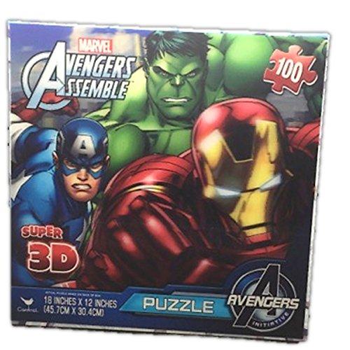 Marvel Avengers Assemble 3D Puzzle - 1