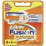 Gillette Fusion Power Klingen, 5 Stück(2015-Edition)