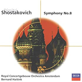 Shostakovich: Symphony No.8 in C minor, Op.65 - 2. Allegretto
