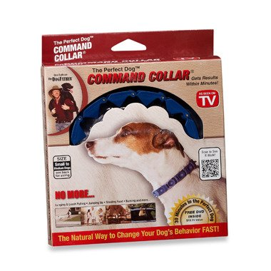 The Perfect DogTM Command Collar® with Don Sullivan - - Kit Includes Collar and 30 Minute Training DVD (SMALL DOG)