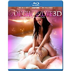 Touch Of Love 3D - THE LESBIAN TAO MASSAGE (Blu-ray 3D & 2D Version) REGION FREE