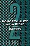 img - for Homosexuality and the Bible: Two Views by Robert A. J. Gagnon, Dan O. Via (September 1, 2003) Paperback book / textbook / text book